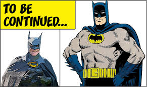 To be continued batman robin